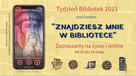 BIBLIOTEKA ŚWIĘTUJE!