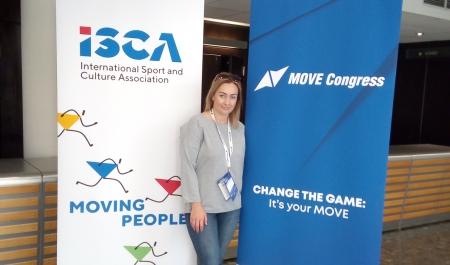 Konferencja międzynarodowa  - Move Congress 16 - 18.10.2019 r. w Budapeszcie !