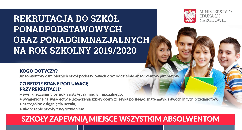 Rekrutacja 2019/2020