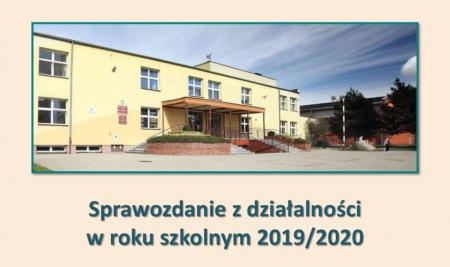 PODSUMOWANIE PRACY SZKOŁY 2019/2020