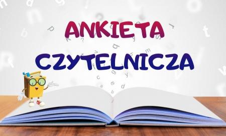 ANKIETA CZYTELNICZA
