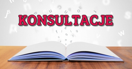 Terminy konsultacji