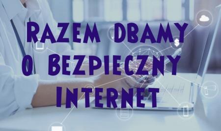 Propozycje zajęć o bezpiecznym Internecie